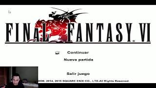 Final Fantasy VI EP 1 El comienzo de la aventura - Gameplay en español