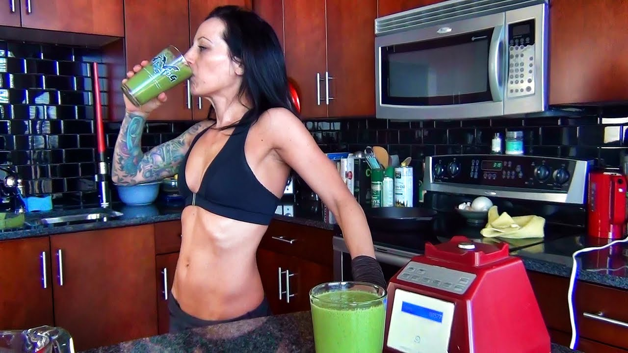 Superfood Green Smoothie Recipe For Weight Loss Youtube