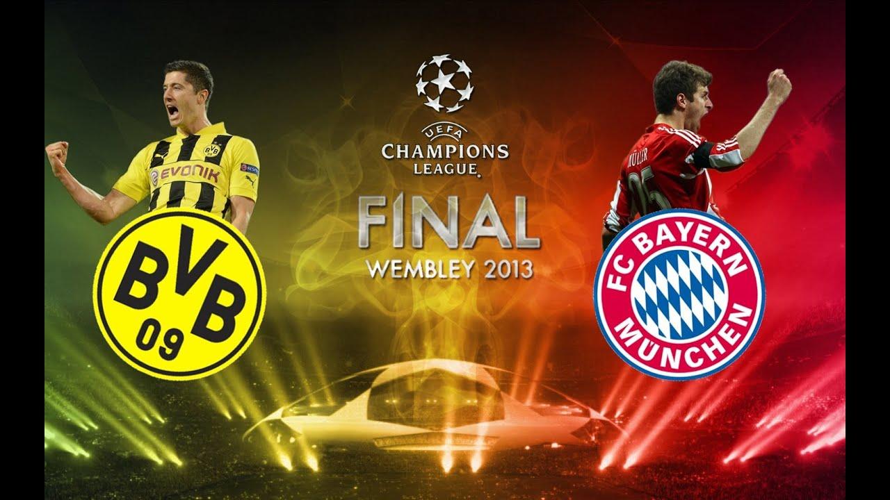 Bvb Champions League Final Uefa Champions League Finale