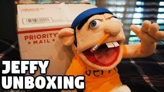 Jeffy Puppet Unboxing!