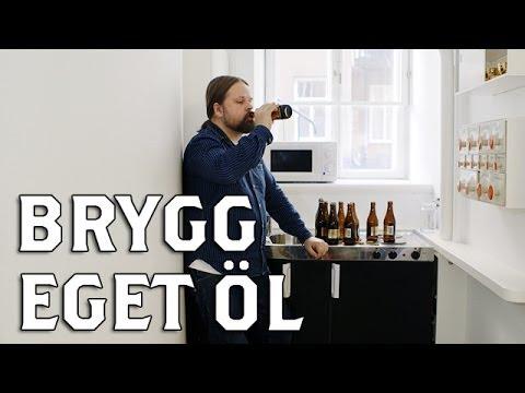 brygga eget öl