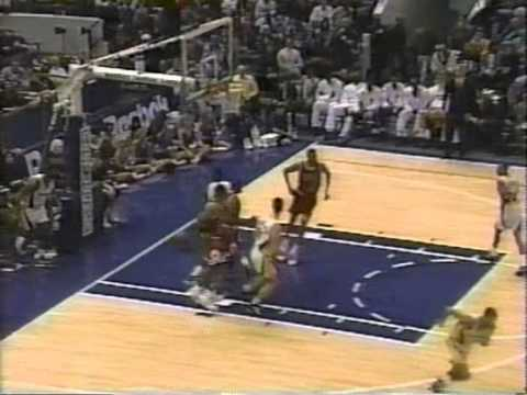 Horace Grant Greatest Games: 30 Points, 20 Rebounds vs Pacers (1992)
