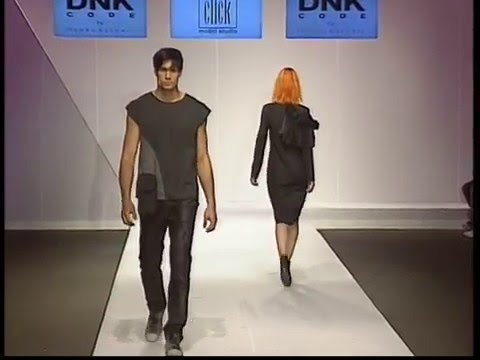 25.Belgrade Fashion Week DNK Code By Danka Karovic Collection Autumn-Winter 2009/10.