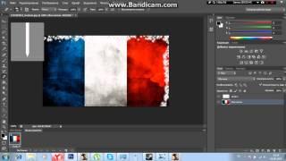 Как сделать размытые края фотографии в Фотошопе Cloud Play