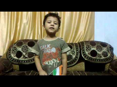 jan gan man adhinayak jai he..by Adnan syed