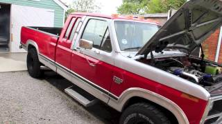 f250 supertruck om606 documentary