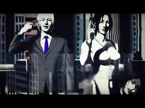 The 25th Ward: The Silver Case Official Announcement Trailer