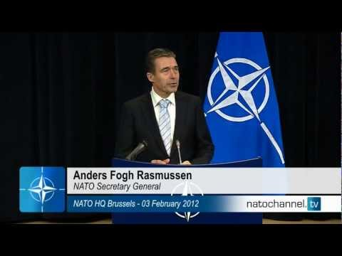 NATO Secretary General - Press Conference following the meeting of NATO Defence Ministers (1/2)