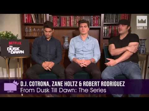 From Dusk Till Dawn: Robert Rodriguez, D.J. Cotrona & Zane Holtz Interview