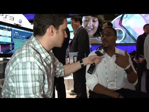 2011 CES: MLB 11 The Show Interivew