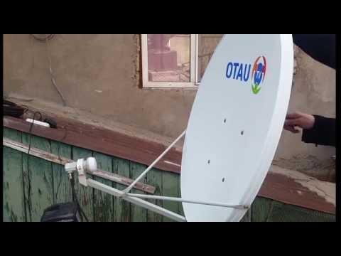 Otau Tv.Как своими руками установить и поймать сигнал на спутниковой антенне Отау тв