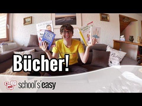 Vlog #191 - Bücher zum Lernen | Buchvorstellung