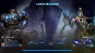 Starcraft 2 - Coop - Lock and Load - Brutal - Tychus - #2
