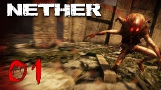 Nether #001 - Team-Up mit Sarazar [FullHD] [deutsch]