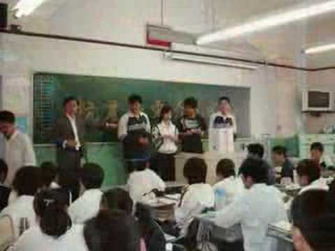 2008 Shanghai Guangming High School Graduation Ceremony (2)