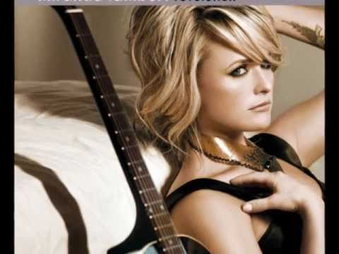 Miranda Lambert Gunpowder & Lead (Lyrics in description)