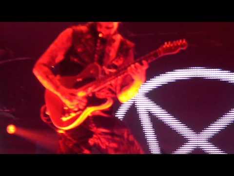 Rob Zombie - John 5 Guitar Solo&Thunder Kiss '65 (Live 10-4-2012)