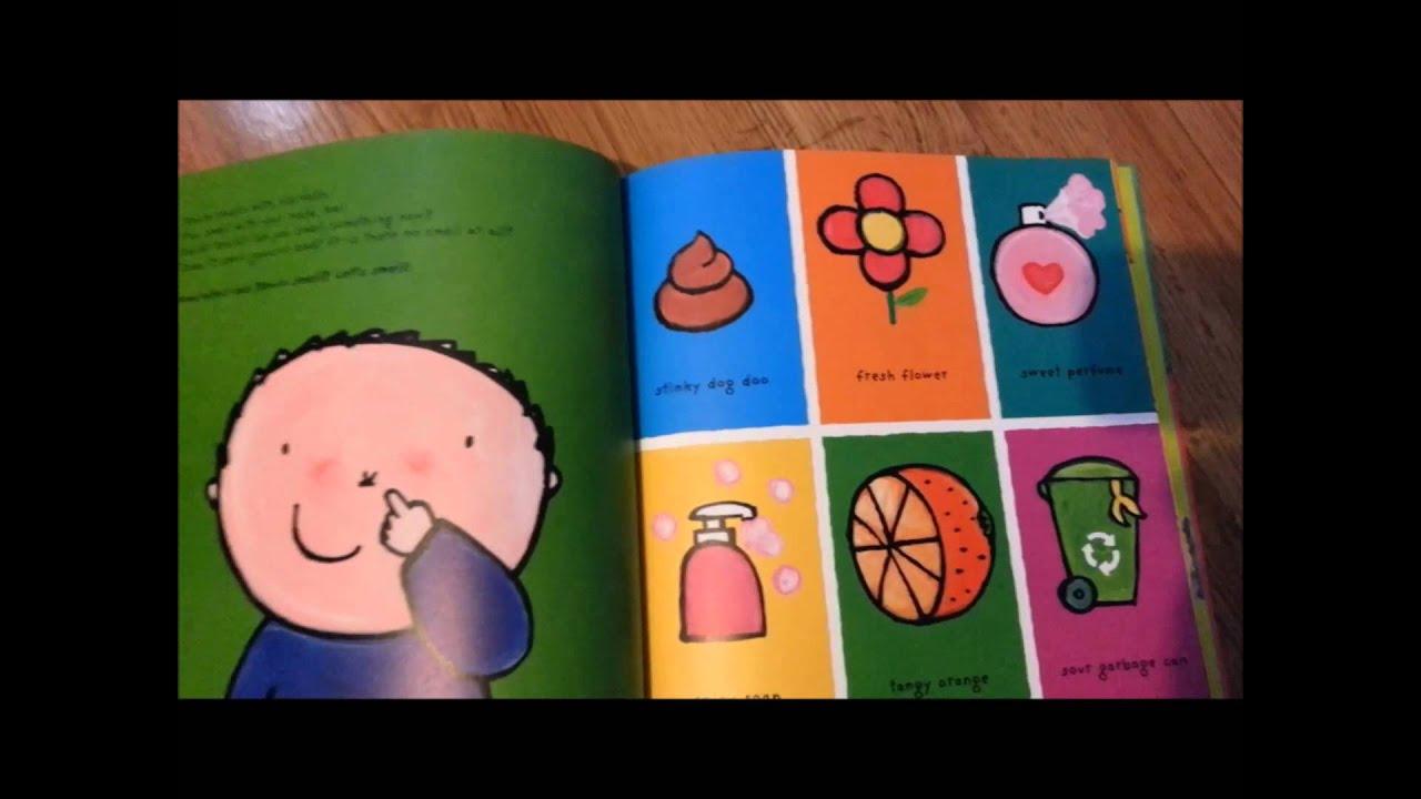 Kevins Big Book Of The Five Senses