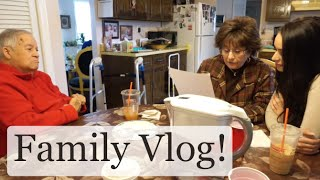 Vlogging With My Grandparents! 2015