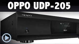 Vorstellung OPPO UDP 205 Ultra HD Blu ray Player Dolby Vision