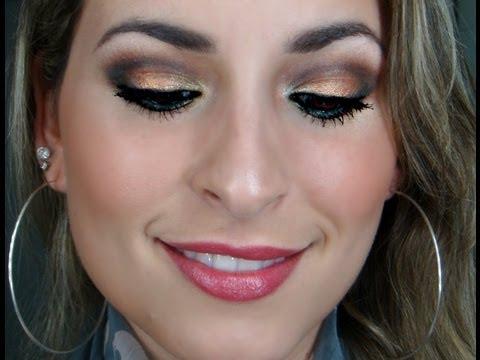 Tutorial de Maquiagem com produtos Mary Kay