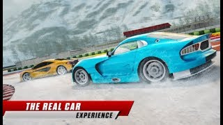 Snow Driving Car Racer Track Simulator Android GamePlay HD