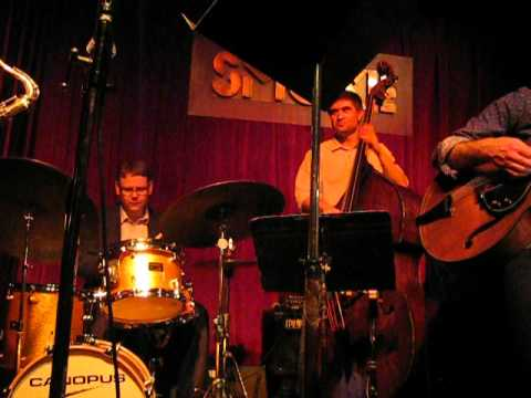 Pete Zimmer Quartet w. George Garzone, Peter Bernstein, Peter Slavov