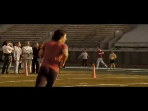 Invincible [2006movie] - Vince Papale Sprint [open Tryout Scene] Hq video