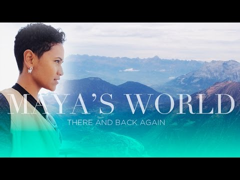 Maya's World: Where on Earth Have I Been!