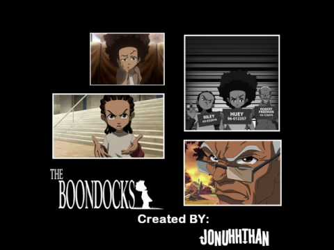 The Boondocks Theme (Mix) Video