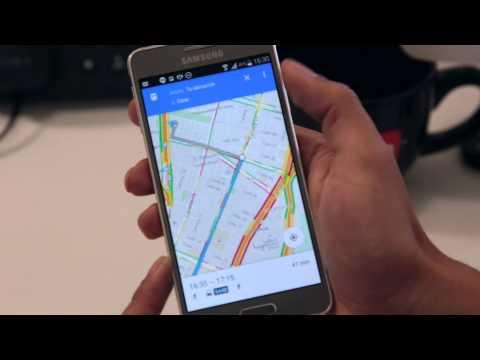 Cómo averiguar tu ruta de SITP y Transmilenio con Google Maps en Bogotá