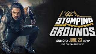 WWE Stomping Grounds: Live Reactions