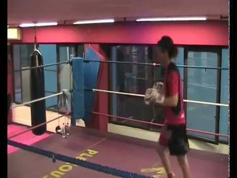 Ilias Muay Thai Pad Training #1 Image 1