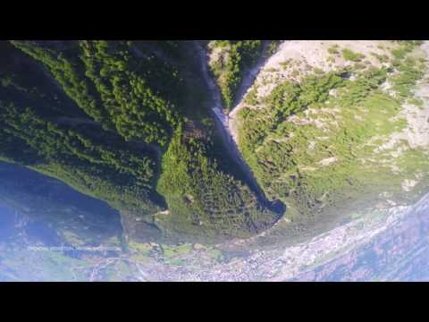 Young Man Line -- Wingsuit Proximity Flying -- Anton Andersson and Brendan Weinstein