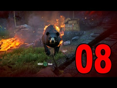 Far Cry 4 – Part 8 – FLAMING BEAR (Let's Play / Walkthrough / PS4 Gameplay)