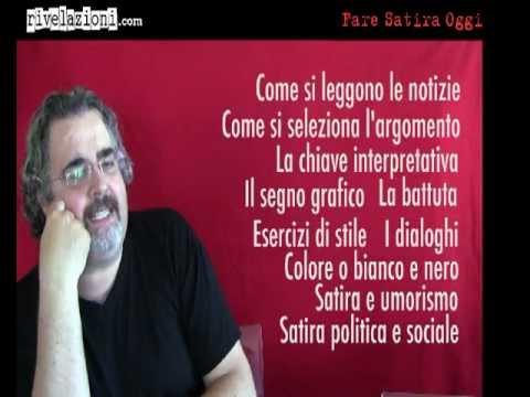 Fare Satira Oggi…. a Milano!