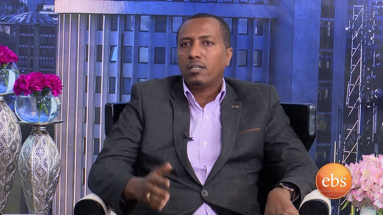 Sunday With EBS: ስለ የአእምሮ ጤንነትና አደንዛዥ ዕፆች ከዶ/ር ዳዊት አሰፋ ጋር