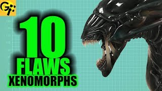 10 Flaws: XENOMORPHS (Aliens)