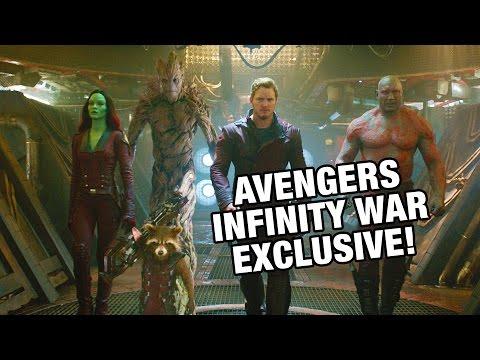 Avengers Infinity War Exclusive! (Nerdist Special Report)