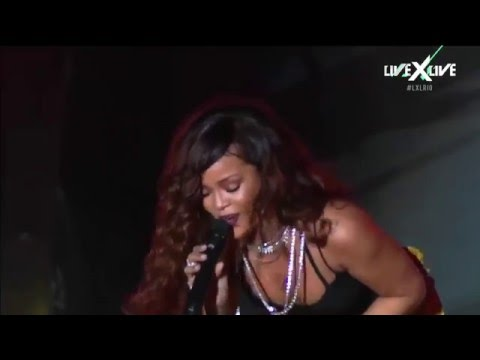 Rihanna - Live Your Life Live At Rock In Rio 2015 - HD