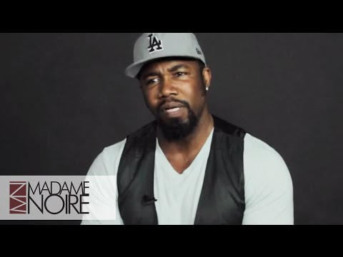 Michael Jai White Clears Up Tyler Perry Rumors | Madamenoire video