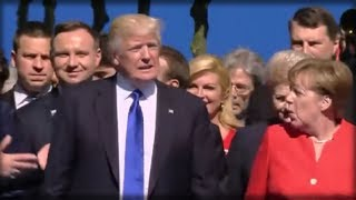 Boom! During Trump's Trip, Top White House Officials Sent Home.. (Video)