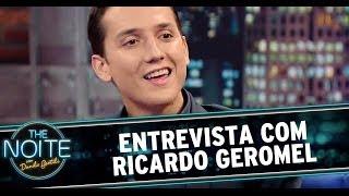 Danilo Gentili entrevista Ricardo Geromel, especialista em bilionários