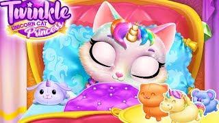 Play Fun Kitten Care Kids Games - Twinkle Unicorn Cat Princess - Fun Babysitter, Care Games For Kids