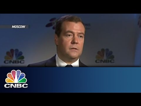 World Needs Six Reserve Currencies | Medvedev Exclusive | CNBC International