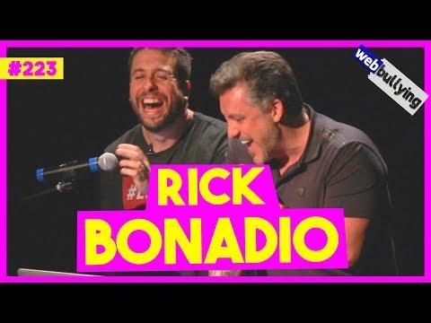 WEBBULLYING #223 - O ADVOGADO DO RICK BONADIO ME LIGOU Vídeos de zueiras e brincadeiras: zuera, video clips, brincadeiras, pegadinhas, lançamentos, vídeos, sustos