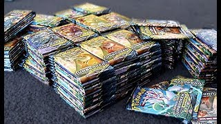 Search For Rainbow Rare Charizard (216 BOOSTER PACKS!!!!)