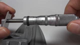 Starrett 221 Micrometer
