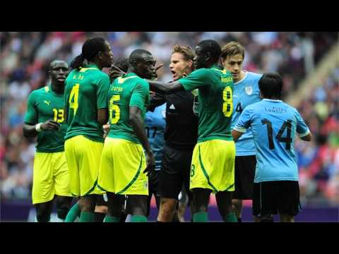 Olympics London 2012: Senegal vs Uruguay 2 - 0 All Goals And Highlights 29/07/2012