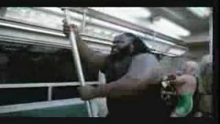 WWE royal rumble train promo 2008